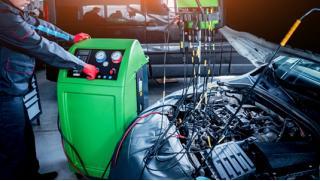 Диагностика и заправка автомобильного кондиционера на «Автомойке 24» на Ярославском шоссе! Всего за 950 руб!