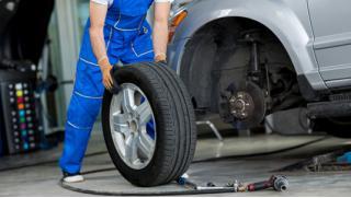 Скидка 71% на шиномонтаж и балансировку четырех колес в автосервисе «АкваСтар»! Радиус от R13 до R20!