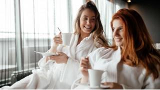 Спа-девичники на выбор! Кофейно-ореховый пилинг, марокканский, креольский, ойл-массаж, стоун-терапия и не только!