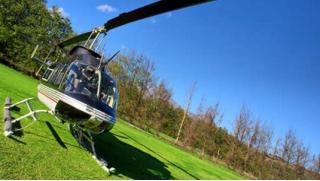 Вот это впечатления! Полеты на вертолетах Robinson R44 Raven II или Eurocopter AS 350B2/B3 от компании «АвиаПарт»! Скидка 78%!