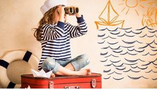 Скидки на детские развлечения! Детский праздник «Посвящение в моряки» на теплоходе от судоходной компании «Алые паруса»