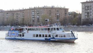 Дискотека Алые паруса! Вечерняя прогулка на теплоходе по Москве-реке с крутой дискотекой! Скидка 61%!