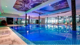 Vnukovo Village Park Hotel! Скидка до 60% на отдых и проживание для двоих без питания! Спа-комплекс, бассейн, Wi-Fi, парковка!